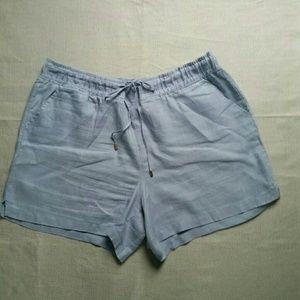 Womens XXL Ellen Tracy shorts EUC